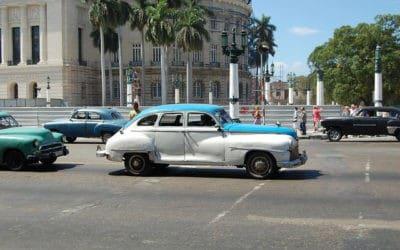 Cuba: planes, cars, wagons, bikes