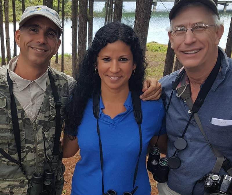 Cuba Bird Survey with Nils Navarro & Michael Good